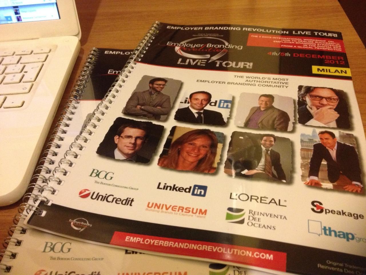 dbf46536 Employer Branding Books Brochures | Employer Branding Revolution
