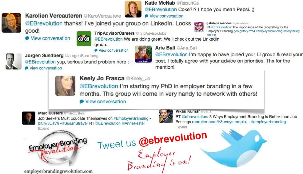Employer Branding on Twitter   Employer Branding Revolution dc8703034d6c